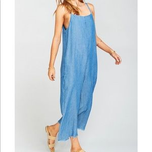 Show Me Your MuMu Mama T Overalls Medium